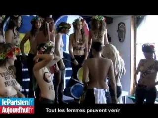 naked french girls  Paris