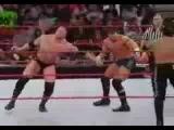 Randy Orton's debut