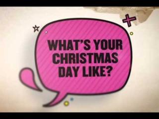 Cher Lloyd - Christmas Chat