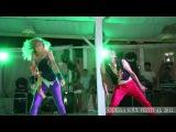 ODESSA SOUL FESTIVAL 2012 - Show - Natalie Karnakh &amp Oleg Sokolov 1