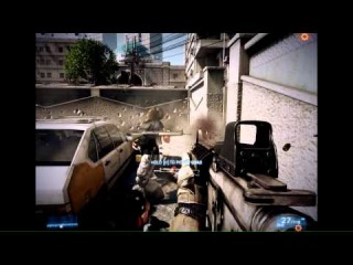 Iranian PLA combat doctrine as shown by Battlefield 3