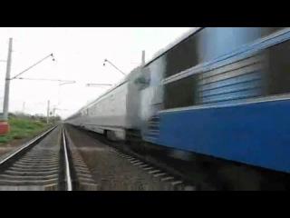 Мини-фильм про электровозы ЧС200