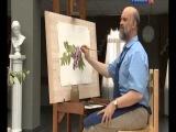 Уроки рисования с Сергеем Андриякой. Сирень