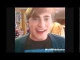 Kendall Schmidt sings Boyfriend with Helium Voice