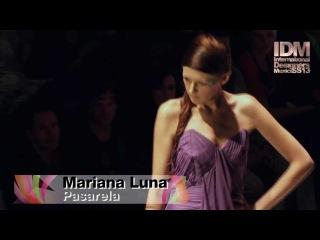 Rhianna Atwood for Mariana Luna SS13