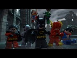 LEGO Batman The Movie- DC Super Heroes Unite Trailer