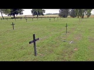 Во Франции осквернили могилы немецких солдат