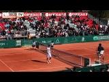Tournoi BNP PARIBAS Primerose de Bordeaux 2012 : Match Paire/Serra