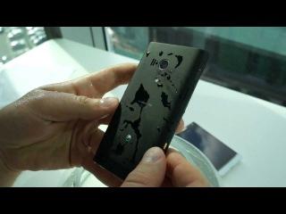 Первый обзор Sony Xperia acro S