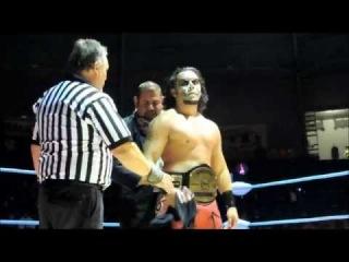 Bestia 666 vs Hijo de Rey Misterio Por El Campeonato WWO Tijuana 2013! by.Diiego