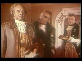 Курьер с донесением ( из фильма Адмирал Ушаков 1953г.) Потёмкин
