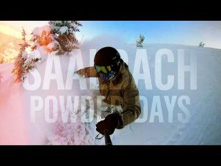 Powder Days Saalbach