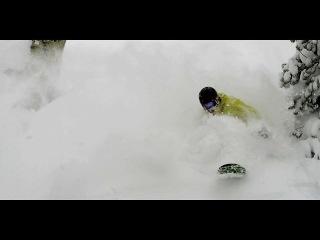 Unrelenting Powder - Pillow Drops/Abe Greenspan - 12.23.12