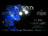 Видео приглашение на A.S.O.D. feat. C.A.2K, DEAD PHANTOMS 20 АПРЕЛЯ