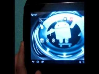 Обзор прошивки Cyanogenmod 9 для планшета Explay Informer 701