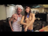 Pat le Chef - Chili con carne végétarien and  Ariel Rebel porn star