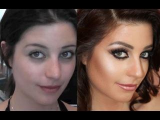 Возрастной макияж глаз нависшее веко