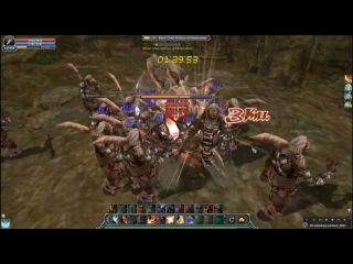Cabal Online EU Warrior LvL 180:Illusion Castle B1F Solo (Episode 5)