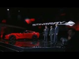 2014 Corvette Stingray Presentation