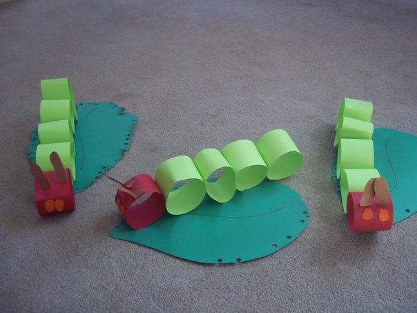 Легкие подделки из бумаги
