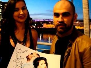 Artik Asti - Артик и Асти - автограф-сессия с авторами песен: Больше чем любовь - Очень очень и д.р