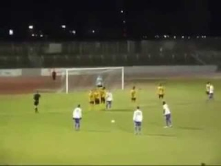 EPIC!! The Worst Free-Kick Strategy Ever 2014 (Must Watch)