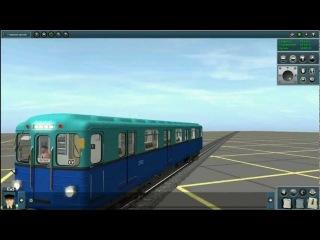 Тест моих звуков для Ежей в Trainz 2010