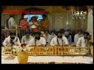 LIVE, SHABAD, KIRTAN,from GOLDEN TEMPLE BY BHAI SUKHBIR SINGH  HAZOORI RAGI SRI DARBAR SAHIB HAR JIO  LIVE mpeg4