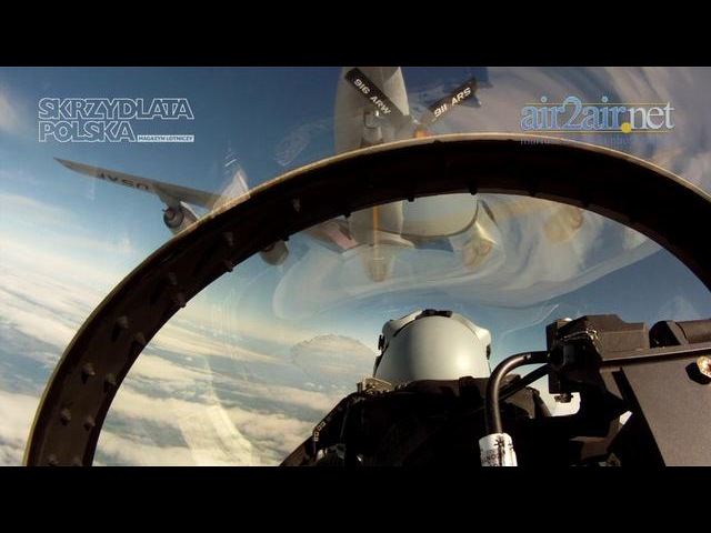 Red Flag Alaska 2012 - Polish Air Force