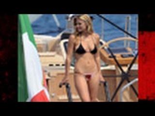 Bar Refaeli in a Bikini -- What was Leo Thinking!?