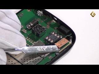 Nokia 603 - как разобрать телефон и из чего он состоит