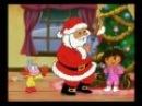 Dora et le Père noel chante Joyeux Noel.mp4