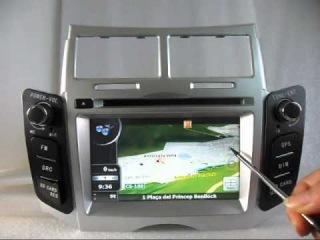 мультимедийного Toyota Yaris, Автомагнитола для Toyota Yaris
