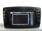 Car DVD Player Navigation Mercedes Benz Vaneo Viano Vito E-W210