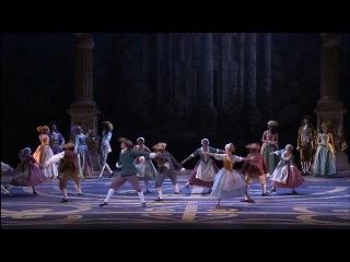 The Sleeping Beauty (Svetlana Zakharova, David Hallberg, Alexey Loparevich; Vassily Sinaisky, 2011)`