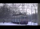 ЭР9Т-668 прибывает рейсом 6303 Нежин - Чернигов