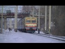 ЭР9Т-672 рейсом 6306 Чернигов - Нежин