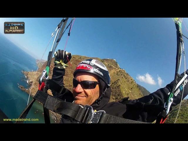 PARAGLIDING MADEIRA 2012 - Michael Knipping Hartmut Peters