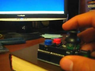 Arduino Leonardo mouse test