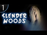 Heart Attack Jumpscare! - Slender Woods - Part 1