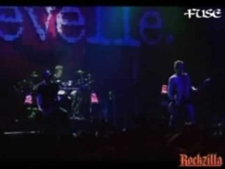 Chevelle - Closure (music video from Fuse channel)