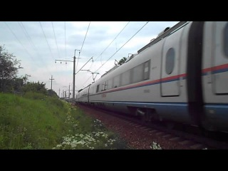 Сапсан / Velaro RUS / ЭВС2-02