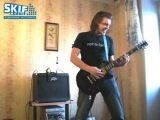 Gibson LP Studio Black/Gold USA 1992