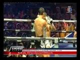 THAI FIGHT 3/9 Sudsakorn Sor.Klinmee VS Gustavo Mendes 70Kg. 16 Dec 2012