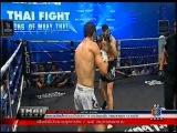 THAI FIGHT 6/14 Bechar Fares vs Vitaly Hurkou 70Kg. 23 Oct 2012