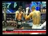 THAI FIGHT 2/9 Sudsakorn Sor.Klinmee VS Gustavo Mendes 70Kg. 16 Dec 2012