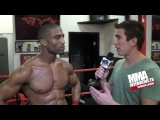 Simon Marcus on facing Artem Levin at Lion Fights, growth of Muay Thai, MMA &amp Anderson Silva