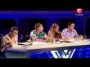 Тренировочный лагерь X factor 3 сезон Украина 3 часть