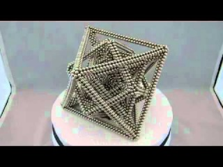 Neocube. Фигуры от Magnenaut. Начало