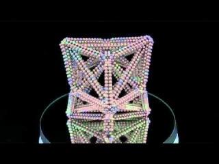 Neocube. Фигуры от Magnenaut. Часть 1